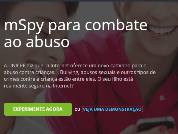 mspy para combate abuso